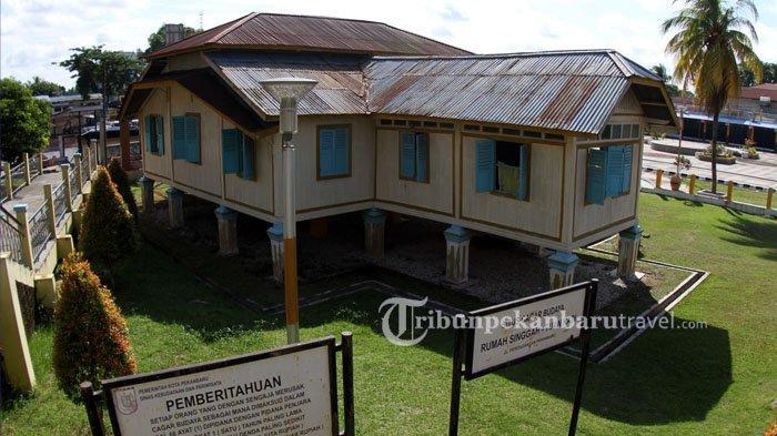 FOTO : Situs Cagar Budaya Rumah Singgah Tuan Kadi, Tempat Beristirahatnya Sultan Siak di Senapelan - rumah-singgah-tuan-kadi6.jpg