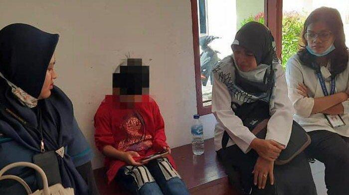 Masih Ingat RZ, Bocah Korban Kekerasan yang Viral di Pelalawan, Begini Kondisi Terakhirnya