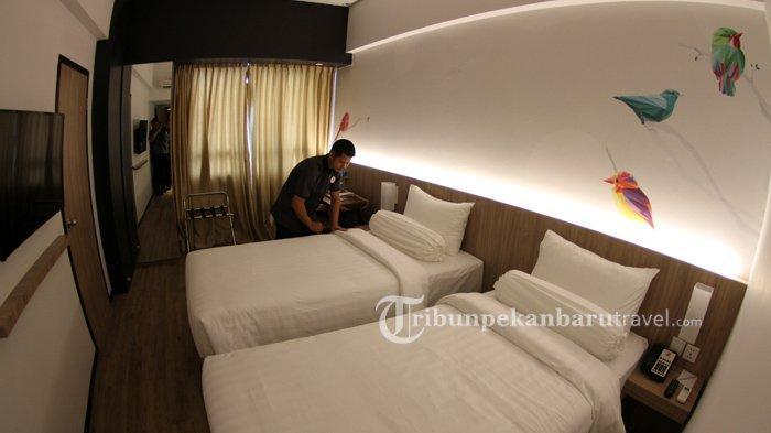 The Zuri Hotel Pekanbaru Berikan Promo Kamar Superior Room