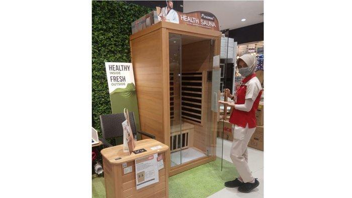 Promo Sauna Infrared di Ace Hardware, Garansi Sampai 2 Tahun