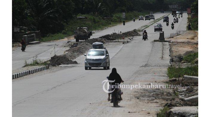 Awasi Pemudik, Polda Riau Dirikan 4 Pos Penyekatan di Perbatasan Riau, Ini Lokasinya