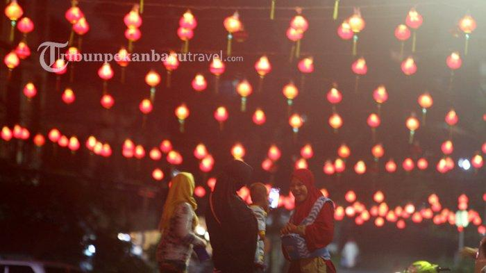 Perayaan Imlek Bersama Tahun Ini di Kota Pekanbaru Ditiadakan