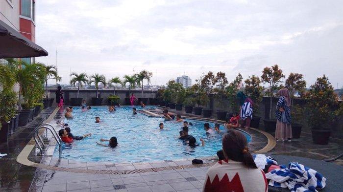 Berenang Sambil Makan di Grand Zuri Hotel Pekanbaru, Paling Mahal Hanya Rp 25 Ribu