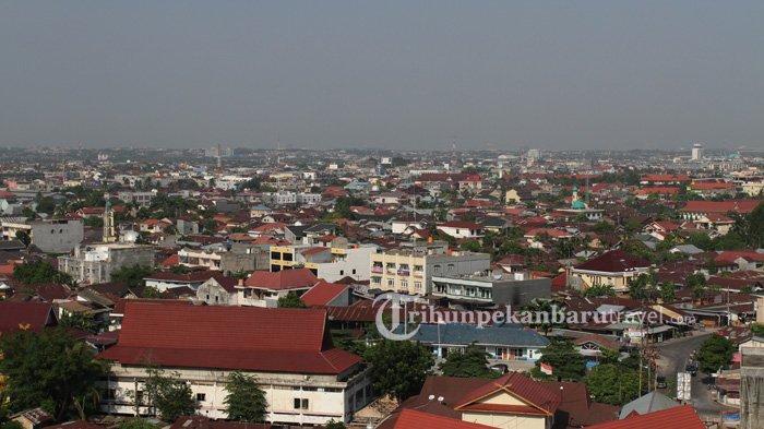 Lima Kecamatan di Kota Pekanbaru Masuk Zona Oranye Penularan Covid-19