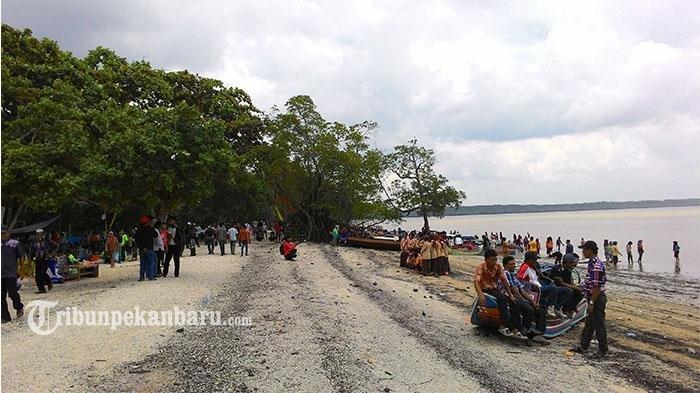 Semakin Diakui, Pantai Solop Inhil Raih Ekowisata Terpopuler di Anugerah Pariwisata Riau 2021