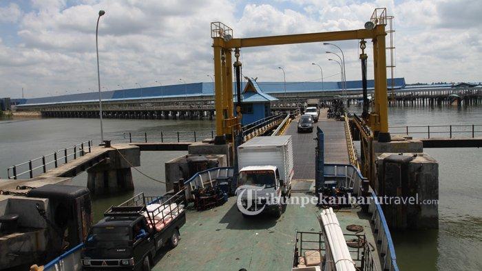 6-17 Mei Kendaraan Pribadi Tak Bisa Lagi Menyeberang di Roro Dumai- Rupat, Kecuali Hal Ini