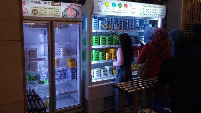 Sedapnya Kuliner Khas Jepang Tako Suki di Living World Pekanbaru, Kuah Kaldunya Spesial