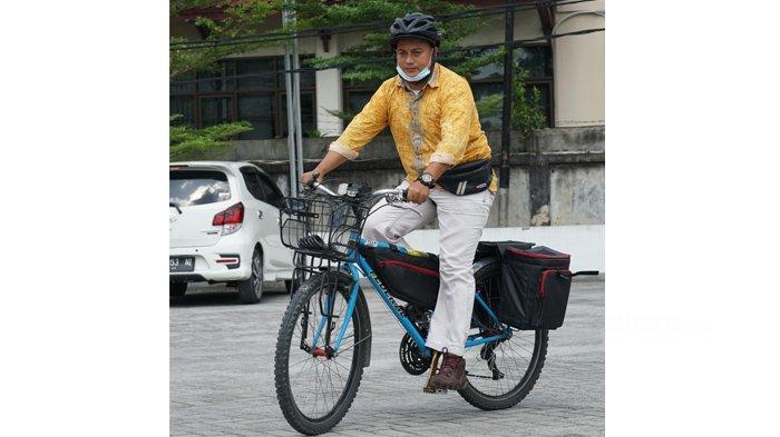 Napak Tilas Perjuangan SSK II, Habibie Bakal Tempuh Perjalanan 1200 Km dengan Sepeda Federal