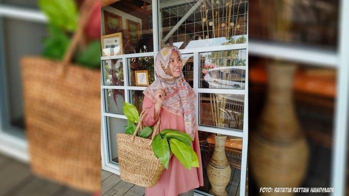 Berburu Kerajinan Rotan yang Unik di Ratatia Rattan Handmade Pekanbaru