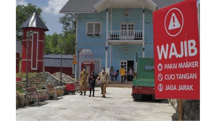 Objek Wisata di Kota Pekanbaru Masih Tutup Hingga Hari Ini