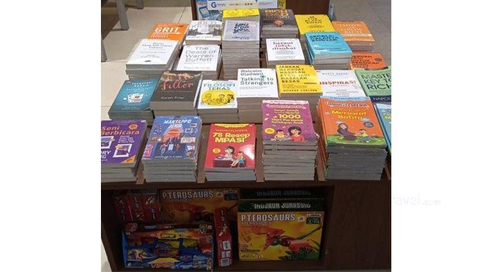 Gramedia Hadirkan Diskon 30 Persen Untuk 89 Judul Buku