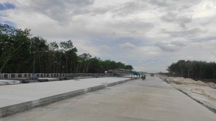 Target Tuntas Tahun Ini, Pembebasan Lahan Tol Pekanbaru-Bangkinang Tersisa 10 Km Lagi