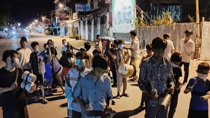 Pejuang Sahur Tembilahan, Kelompok yang Eksis Mempertahankan Tradisi Bangunkan Sahur di Tembilahan