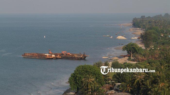Ancaman Abrasi, Tiga Pulau Terluar di Riau Butuh Perhatian