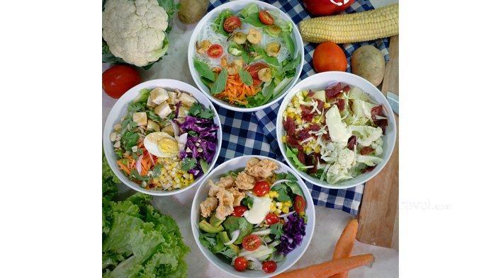 Tanpa Penyedap dan Pengawet, Marayu Healthy Kitchen Hadirkan Berbagai Varian Salad yang Menggoda