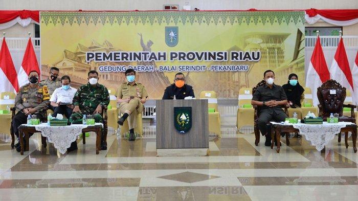 Pelaksanaan Vaksinasi Covid-19 di Riau Digelar Pekan Ini