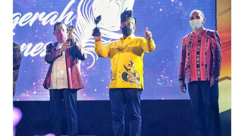 Membanggakan, Provinsi Riau Berhasil Raih 6 Penghargaan Anugerah Pariwisata Indonesia 2020