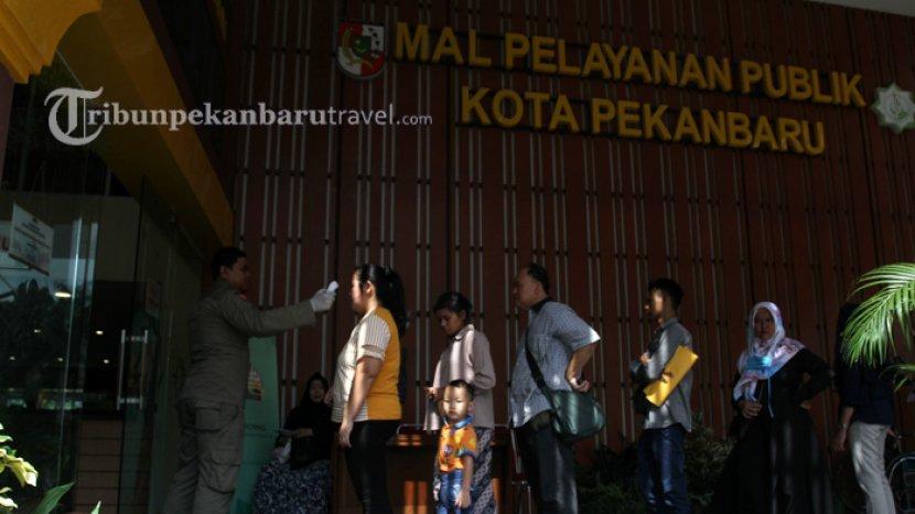 Pasca Cuti Bersama Lebaran 2021, MPP Pekanbaru Buka Kembali Pekan Depan