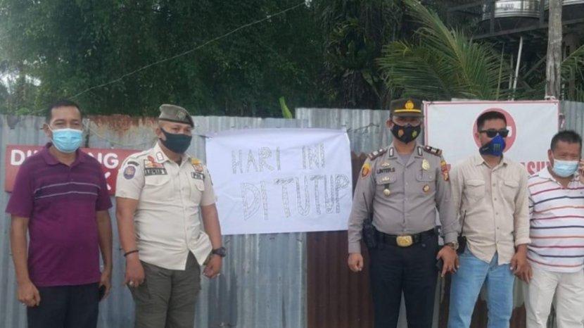 Objek Wisata yang Langgar Prokes di Pekanbaru Terancam Ditutup Paksa Oleh Tim Satgas Covid-19