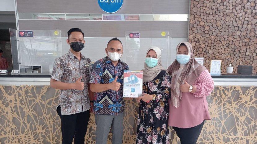 Tenaga Kesehatan Senang Bisa Manfaatkan Promo Menginap Rp 10 Ribu di Hotel Dafam