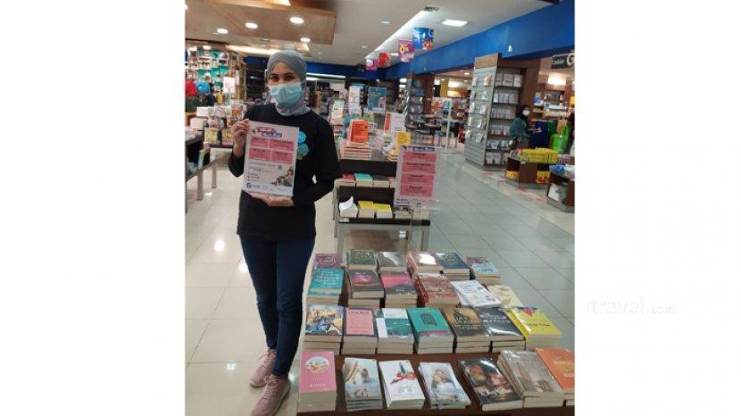 Gramedia Gelar Promo Kalap Nona, Diskon Untuk Novel dan Buku Anak