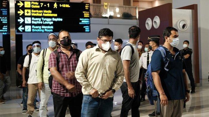 10 Orang di Indonesia Terinfeksi Covid-19 Mutasi dari India