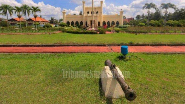 Istana Siak di Kabupaten Siak Riau