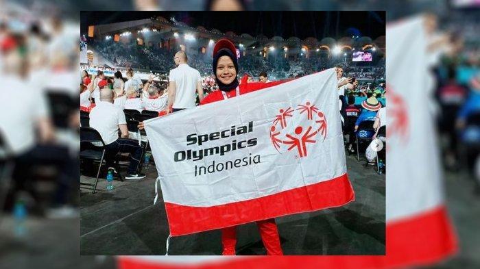Aldila Desti Fitriani, Atlet Putri Spesial Olympic asal Riau yang Berprestasi