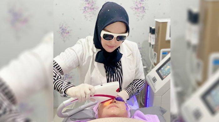 Atasi Wajah Bopeng Dengan Platelet Rich Plasma atau PRP di Freya Aesthetic Pekanbaru