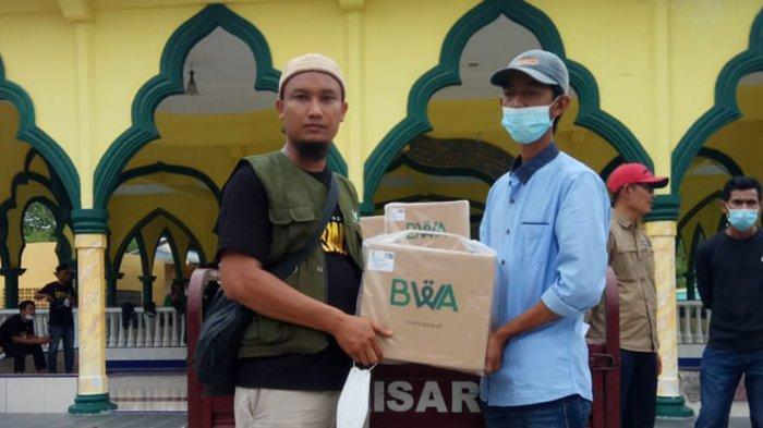 BWA Salurkan 22.248 Al-Quran di Riau