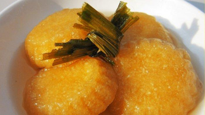 Bolu Berendam, Kuliner Tradisional Asal Indragiri Hulu Riau