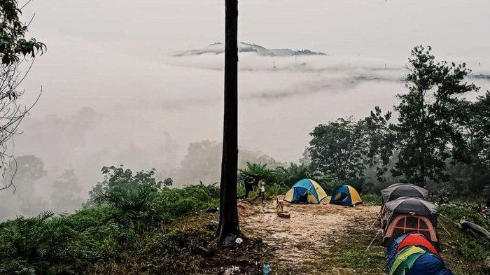 Camping Ground di Bukit Condong