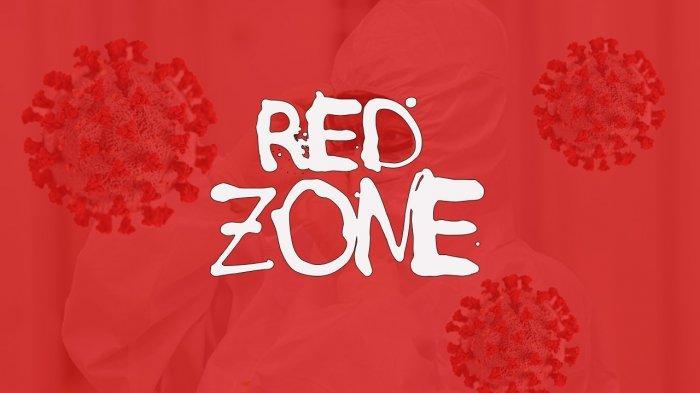 Daftar 44 Kelurahan di Pekanbaru yang Masuk Zona Merah Covid-19