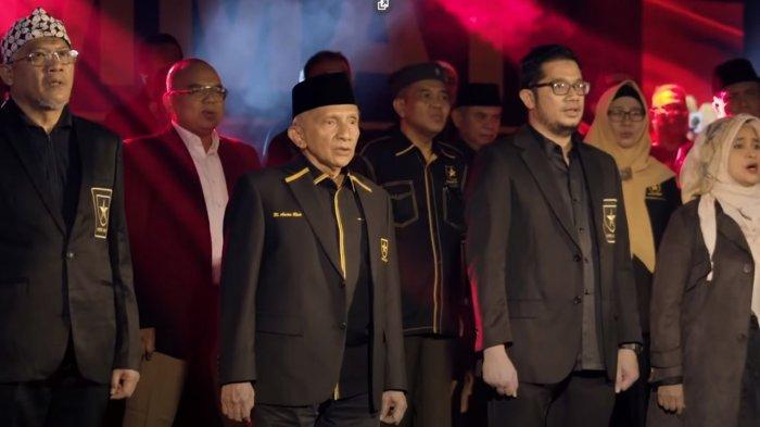 Deklarasi Partai Ummat besutan Amin Rais