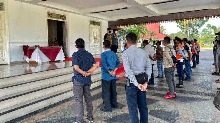Riau Kerahkan 50 Mobil Dinas Untuk Oprasional Penanganan Covid-19 , Daftar Kontak Supirnya