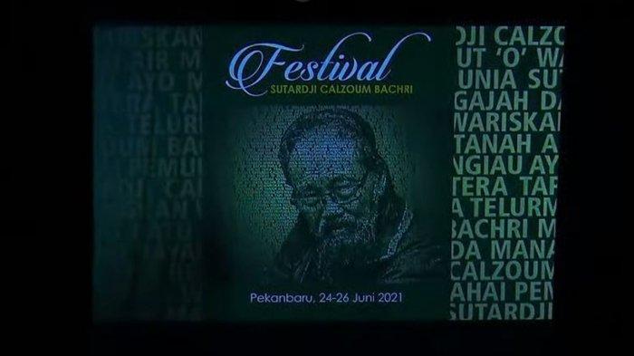 Festival 80 Tahun Sutardji Calzoum Bachri