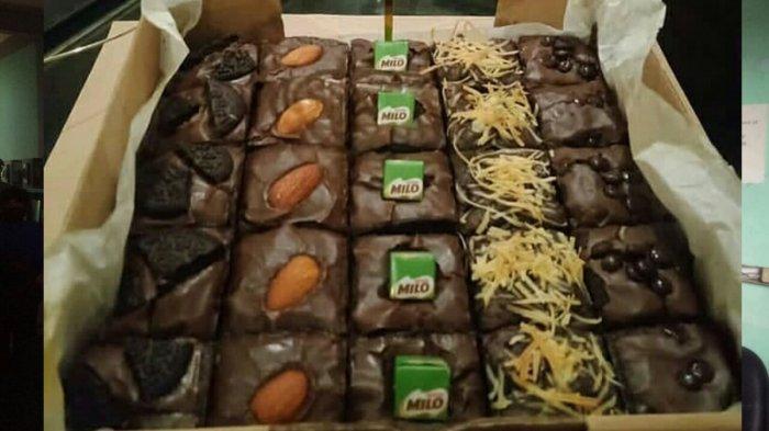 Dhapu Uty, Usaha Kue Spesialis Fudgy Brownies di Pekanbaru