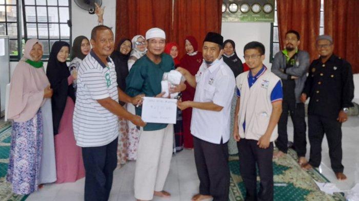 GMMK Riau Serahkan Bantuan Untuk Palestina ke Komite Nasional Rakyat Palestina