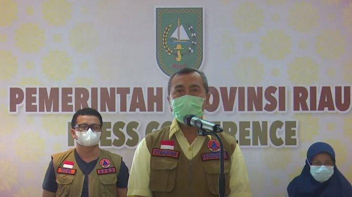 4 Daerah di Riau Masuk Zona Merah Covid-19, Berikut Datanya