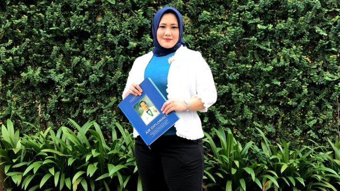 Hadaina Zalia, Wanita Asal Pekanbaru Terpilih Sebagai Ajudan Millenial Ridwan Kamil