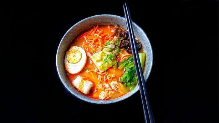 Haruka Ramen, Kuliner di Pekanbaru