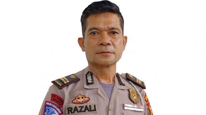 Iptu Razali, Sosok Polisi Teladan di Pekanbaru yang Suka Menolong
