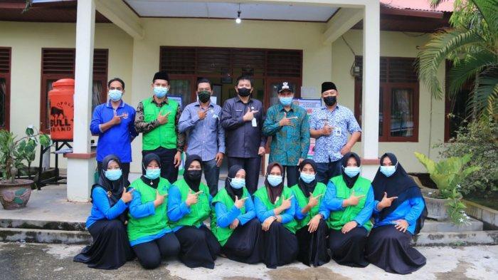 Desa Bukit Intan Makmur Rohul Masuk Nominasi 7 Desa Pangan Aman Nasional