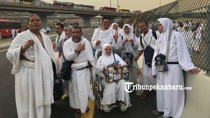 5.008 Calon Jemaah Haji Asal Riau Batal Berangkat ke Tanah Suci Tahun 2021 Ini