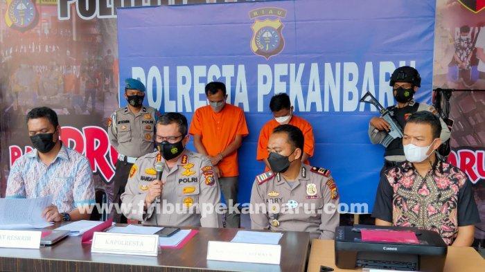 Buat Surat PCR Covid-19 Palsu, Bos dan Anak Buah di Pekanbaru Ditangkap Polisi