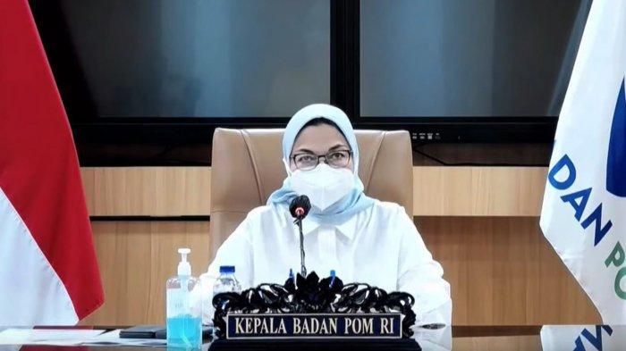 Kepala Badan Pengawas Obat dan Makanan (BPOM) Penny Lukito