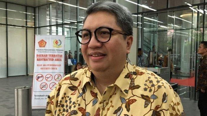 Ketua Umum Asosiasi Pengusaha Ritel Indonesia (Aprindo), Roy N Mandey