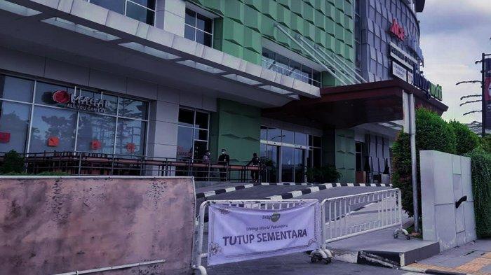 Pusat Perbelanjaan di Pekanbaru Dinilai Patuhi Surat Edaran Walikota Dalam Pencegahan Covid-19