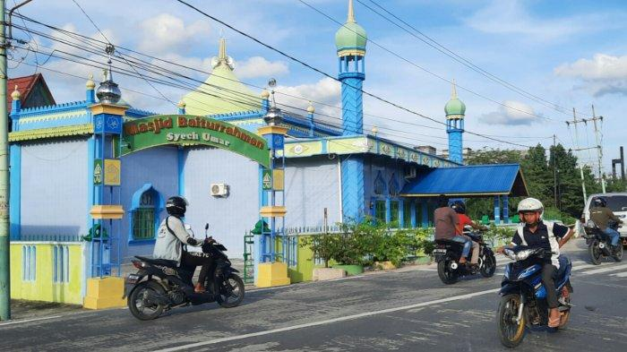 Masjid Baiturrahman Dumai, Masjid Bersejarah Peninggalan Syech Umar