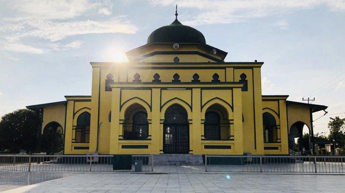 Masjid Syahabuddin di Siak, Masjid Peninggalan Sultan Syarif Kasim II
